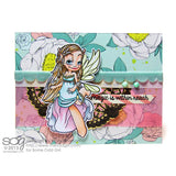 Flutter by Fairy Clear Stamp, SomeOddGirl - 2