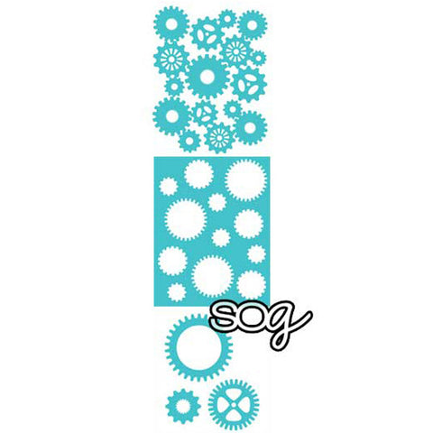 Cut File: Gears, SomeOddGirl