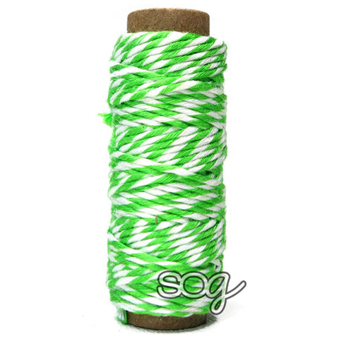 Green Bamboo Bakers Twine, SomeOddGirl