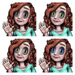 "Red Hair ""Gwen"" Avatar, SomeOddGirl - 2"