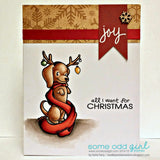 Holiday Pup Digi Stamp, SomeOddGirl - 2