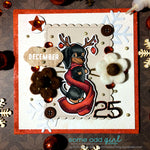 Holiday Pup Digi Stamp