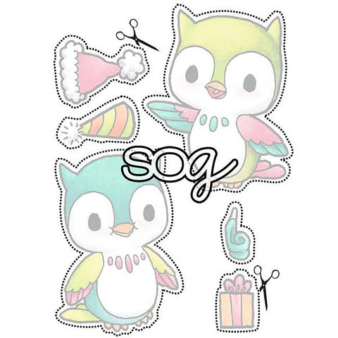 Cut File: OwlDays, SomeOddGirl