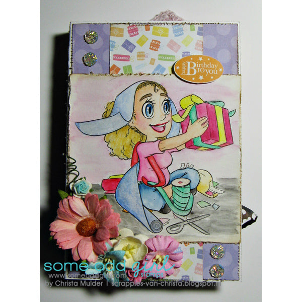 Wrapper Piper Digi Stamp