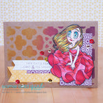 Breezey Mae Digi Stamp, SomeOddGirl - 2