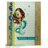 Under the Sea Mae Clear Stamp, SomeOddGirl - 2