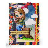 Woodsy Mae Digi Stamp, SomeOddGirl - 2