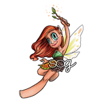 Leaf Magic Digi Stamp, SomeOddGirl - 1