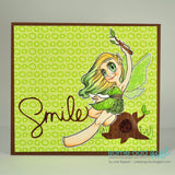Leaf Magic Digi Stamp, SomeOddGirl - 2
