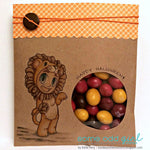 Lion Tobie Digi Stamp, SomeOddGirl - 3