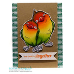 Birds of Love Digi Stamp, SomeOddGirl - 2
