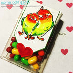 Birds of Love Digi Stamp