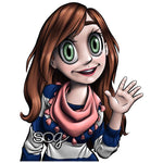 "Red Hair ""Mae"" Avatar, SomeOddGirl - 1"