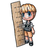 Measure Up Tobie Digi Stamp, SomeOddGirl - 1