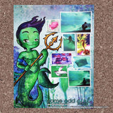 MerMan Kody Digi Stamp, SomeOddGirl - 3