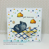 Clever Kittys Clear Stamp, SomeOddGirl - 11