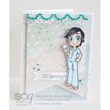 Nurse Kaylee Digi Stamp, SomeOddGirl - 2