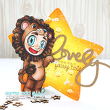 Lion Tobie Digi Stamp, SomeOddGirl - 2