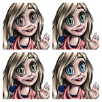 "Blonde ""Mae"" Avatar, SomeOddGirl - 2"