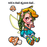 Pixie Dust Clear Stamp, SomeOddGirl - 1