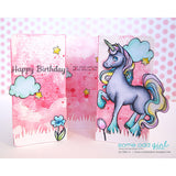 Pretty Unicorn Digi Stamp, SomeOddGirl - 3