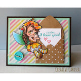 Pixie Dust Clear Stamp, SomeOddGirl - 2