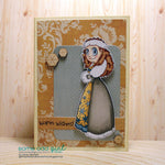 Snow Queen Piper Digi Stamp, SomeOddGirl - 5