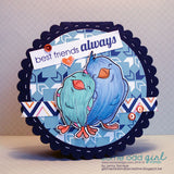 Birds of Love Digi Stamp, SomeOddGirl - 8