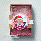 Santa Clear Stamp, SomeOddGirl - 9