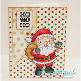 Santa Clear Stamp, SomeOddGirl - 7