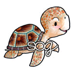 Sea Turtle Digi Stamp