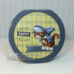 Shark Cat Digi Stamp, SomeOddGirl - 4