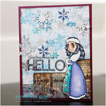 Snow Queen Piper Digi Stamp, SomeOddGirl - 4