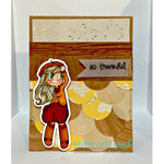 Autumn Mae Digi Stamp, SomeOddGirl - 2