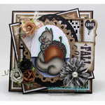 Acorn Love Digi Stamp, SomeOddGirl - 2