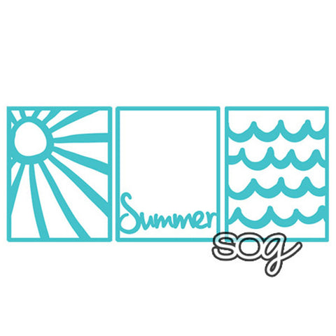 Cut File: Summer Cards, SomeOddGirl