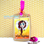 Sweet Mae Digi Stamp, SomeOddGirl - 5