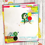 Sweet Mae Digi Stamp, SomeOddGirl - 4