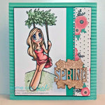 Swing Mae Digi Stamp, SomeOddGirl - 2