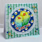 Birds of Love Digi Stamp, SomeOddGirl - 4