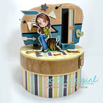 Woodsy Mae Digi Stamp, SomeOddGirl - 3