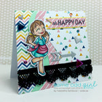 Skipping Tia Digi Stamp, SomeOddGirl - 6