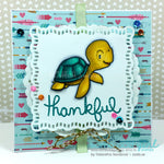Sea Turtle Digi Stamp, SomeOddGirl - 2