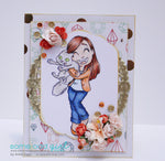Crazy Love Tia Digi Stamp, SomeOddGirl - 2