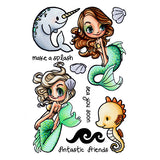 Under the Sea Mae Clear Stamp, SomeOddGirl - 1