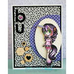 Unicorn Mae Digi Stamp, SomeOddGirl - 4