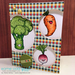 Carrot Digi Stamp, SomeOddGirl - 2