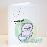 Angry Persian Digi Stamp, SomeOddGirl - 5