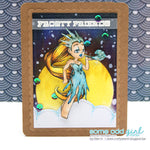 Winter Spirit Digi Stamp, SomeOddGirl - 2