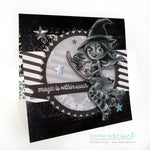 Witchy Mae Digi Stamp, SomeOddGirl - 3